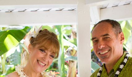 Maui Wedding & Vow Renewal Ceremonies