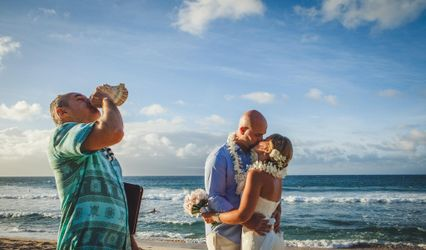Maui Wedding & Vow Renewal Ceremonies 1