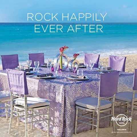 hard rocl vallarta wedding
