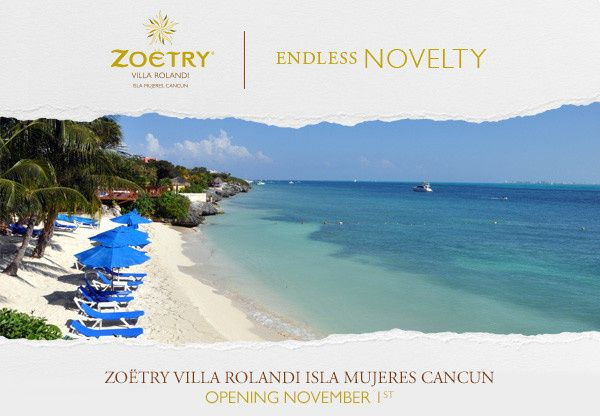 Tmx 1430330880321 Zoetry Isla Mujeres Brewster, NY wedding travel