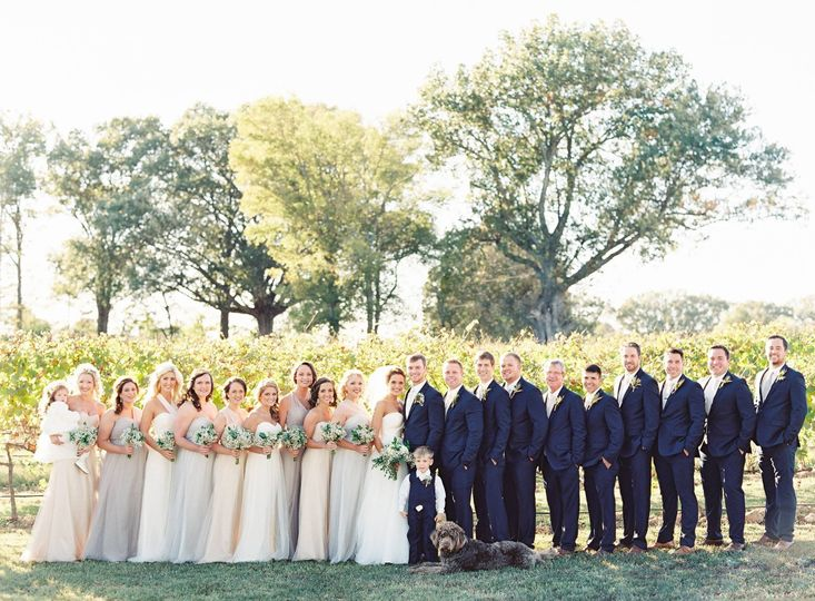 Full Party - Keisha Norwood Wedding and Event Planning