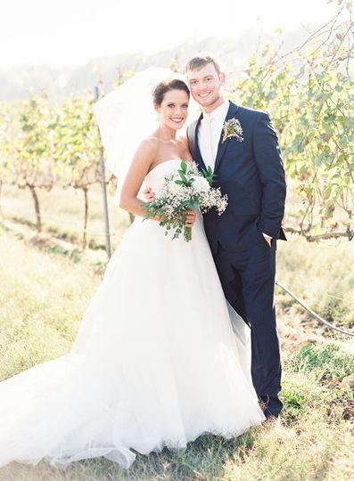 Happy Couple - Keisha Norwood Wedding and Event Planning
