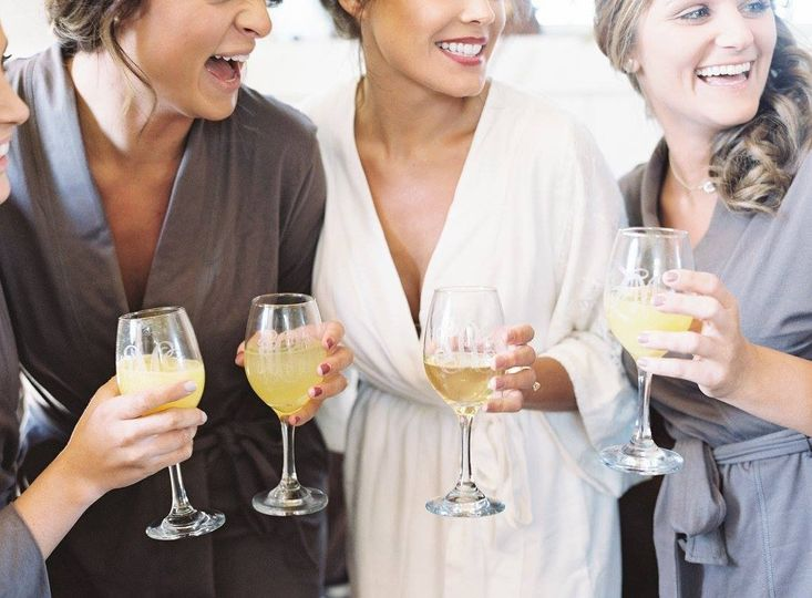 Pre-wedding Cocktails - Keisha Norwood Wedding and Event Planning