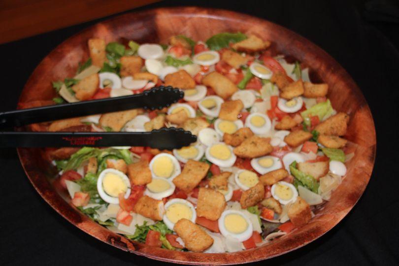 Premium salad