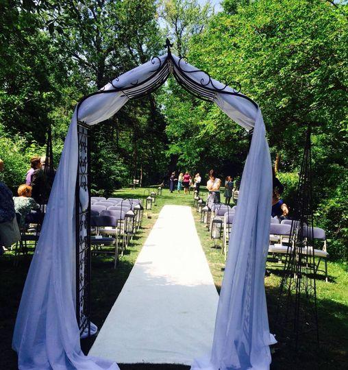 Indoor/Outdoor Ceremonies