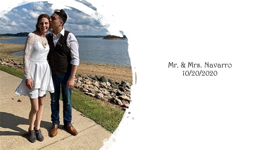 Mr & Mrs. Navarro