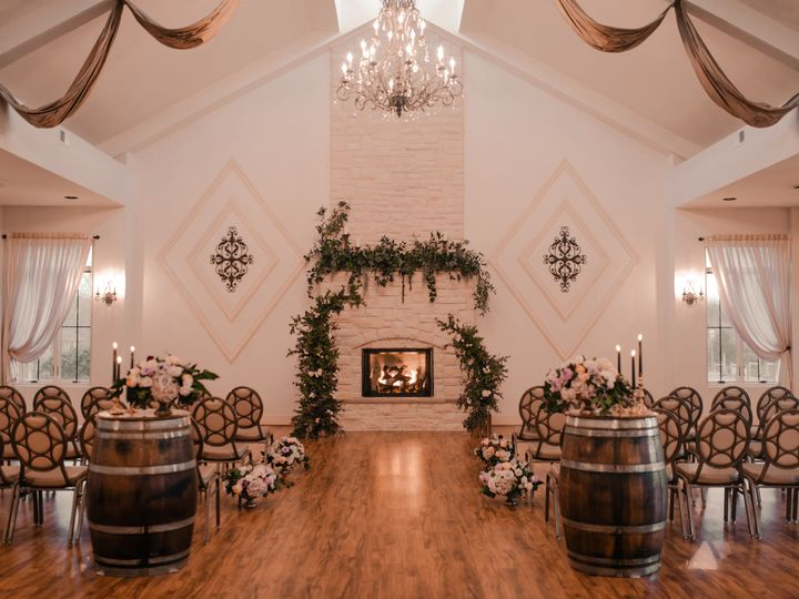 Tmx Indoor Fireplace Ceremony 51 6781 161054670468906 Stafford, VA wedding venue