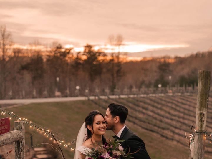 Tmx Winter Sunset Kiss 51 6781 161054670664358 Stafford, VA wedding venue