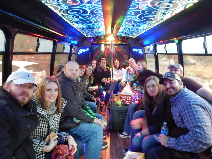 Tmx 1425306648603 Ivalous Wine Tour Austin wedding transportation