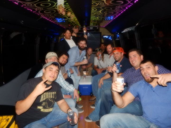 Tmx 1428952598312 Thomas  Matt Bachelor Party Austin wedding transportation