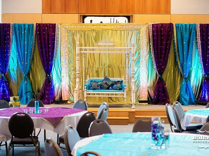 Tmx 1354465714142 Sanjibackdrop Elkridge wedding eventproduction