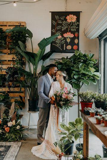Wild Roots elopement
