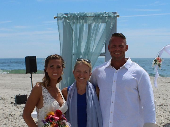 Tmx 1475324588948 Jillianandbrentcropnew Toms River, NJ wedding officiant