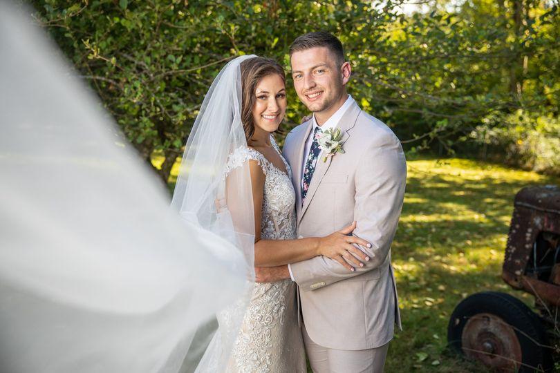 Rachel and Josh