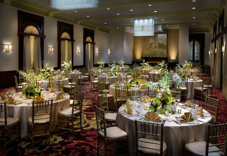 The newly renovated Stuyvesant Ballroom offers an elegant atmosphere in the heart of Midtown.