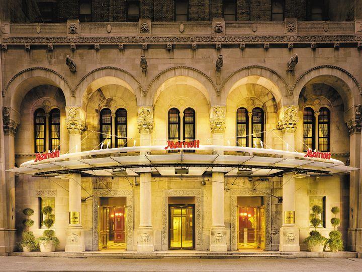 Tmx 1395082332948 Nyesfrontentranceredlette New York, NY wedding venue