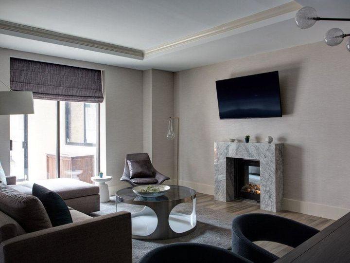 Tmx 1491420805610 1606 Living Room Fireplace New York, NY wedding venue