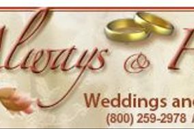 Always & Forever Weddings and Receptions