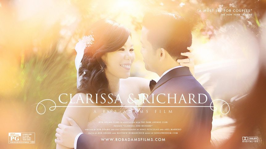 clarissa and rich movie poster