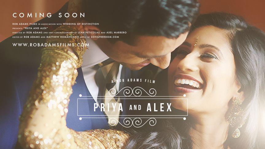 priya and alex