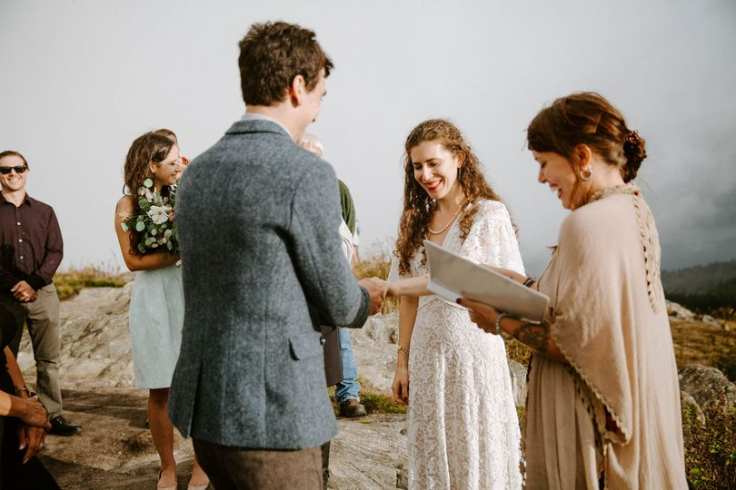Ceremony proper | Photo by Taylor Heery