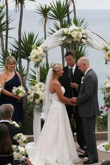 The wedding promises