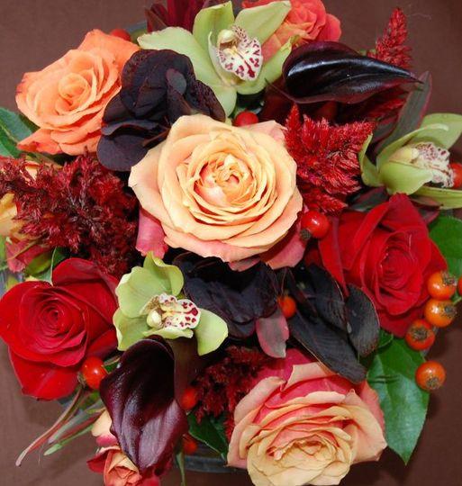 Fall Mix bouquet