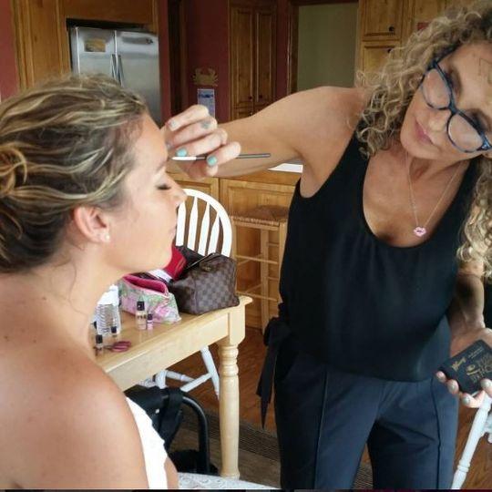 charleston makeup artist folly beach