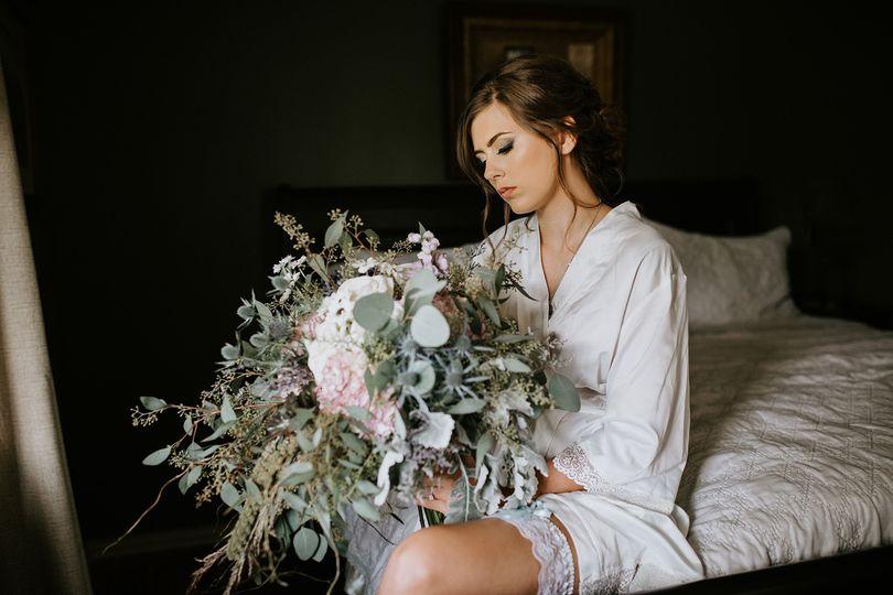 Those florals