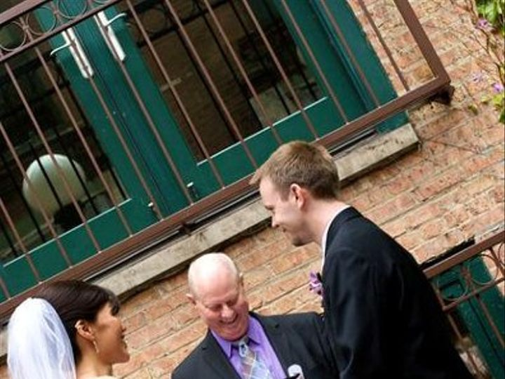 Tmx 1276032324670 VictorO5 Huntley wedding officiant