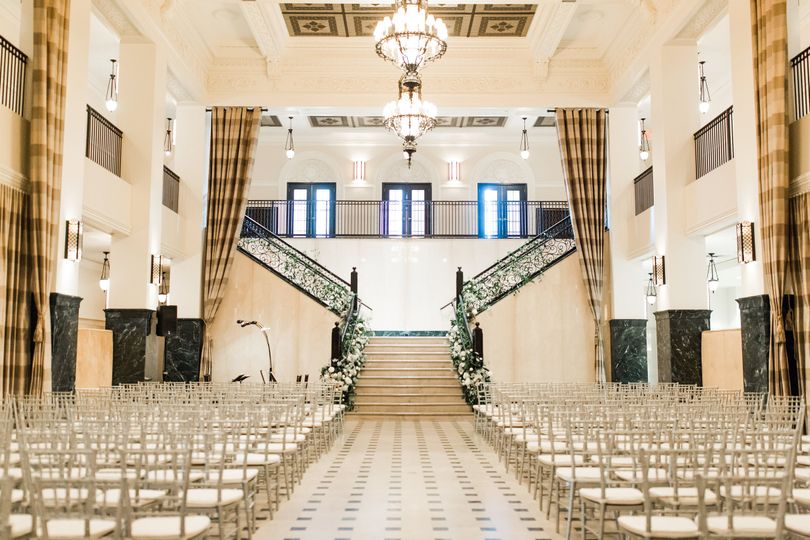 Grand Hall Ceremony
