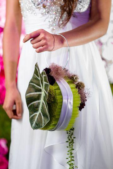 Bag bouquet
