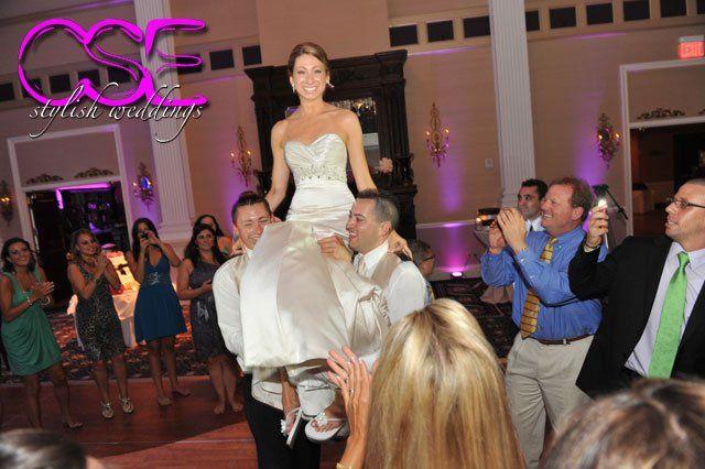 Tmx 1363125353892 Citysoundsentertainmentcsenjweddingbrideliftedthepalace East Brunswick wedding dj