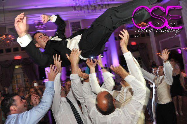 Tmx 1363125391438 Citysoundsentertainmentcsenyweddingthepalaceguyshavingfun East Brunswick wedding dj