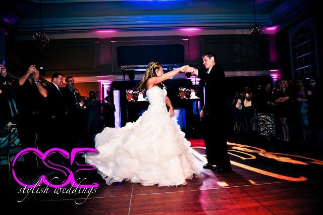 Tmx 1363125403720 Citysoundsentertainmentcseweddingbrideandgroomfirstdances East Brunswick wedding dj