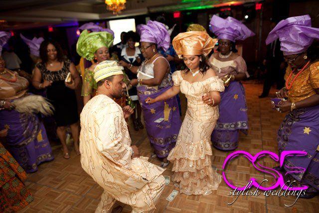 Tmx 1363125446575 Citysoundsentertainmentcseweddingnigerianweddingbrideandgroom East Brunswick wedding dj
