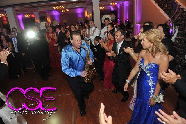 Tmx 1363125820063 Citysoundsentertainmentcsenjweddinglivemusicianssaxophonist East Brunswick wedding dj