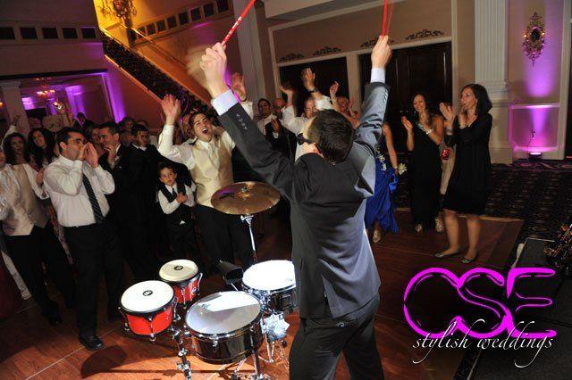 Tmx 1363125824430 Citysoundsentertainmentcsenjweddinglivepercussionistgroom East Brunswick wedding dj