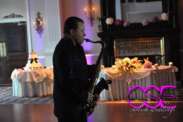 Tmx 1363125845856 Citysoundsentertainmentcseweddinglivesaxophonist East Brunswick wedding dj