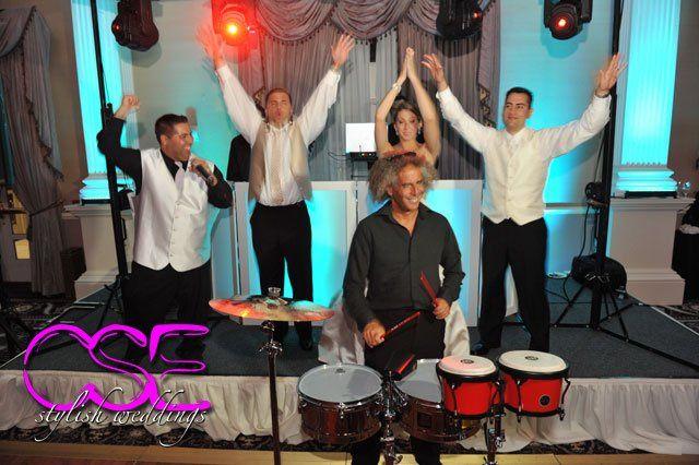 Tmx 1363125849083 Citysoundsentertainmentcseweddingweddingmusicianspercussionist East Brunswick wedding dj