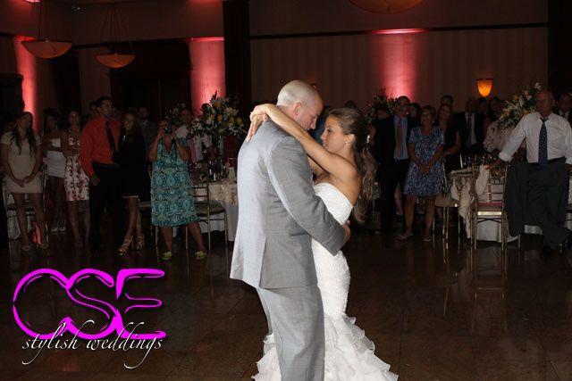 Tmx 1373922634877 Citysoundsentertainmentcseweddingsouthgatemanorcoraluplighting East Brunswick wedding dj