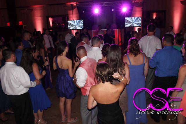 Tmx 1373922787221 Citysoundsentertainmentcseweddingvideoscreenproductionsouthgatemanor East Brunswick wedding dj