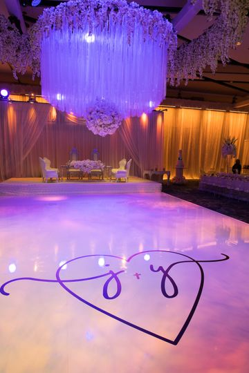 Custom Dancefloors