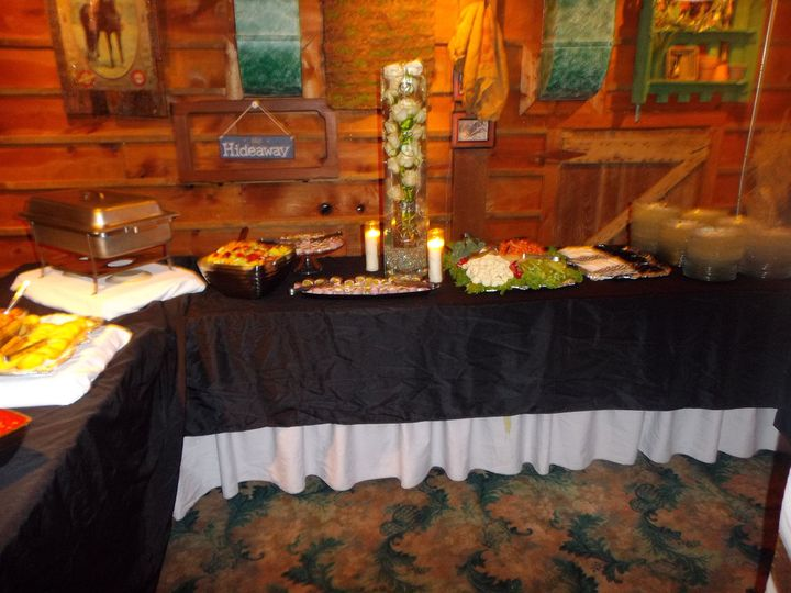 Haymow-(Upstairs Banquet Areas Keeping Room, HideAway and Balcony with up to 150 seats available.)