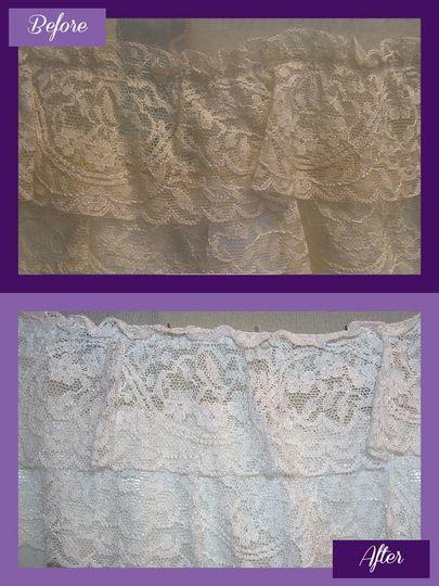 Before & After - Restoration