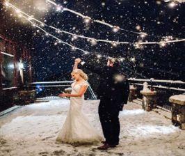 Winter Wedding in CO