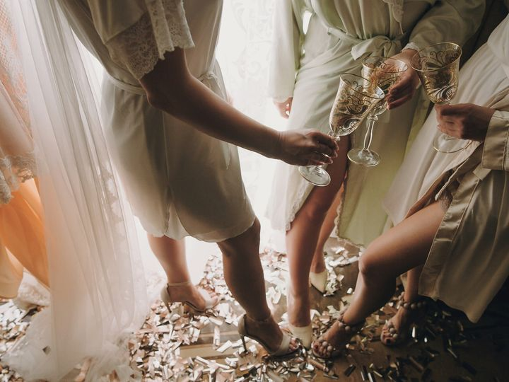 Tmx Bigstock Bride With Bridesmaids In Silk 275134528 51 1896881 157437614184818 Denver, CO wedding planner