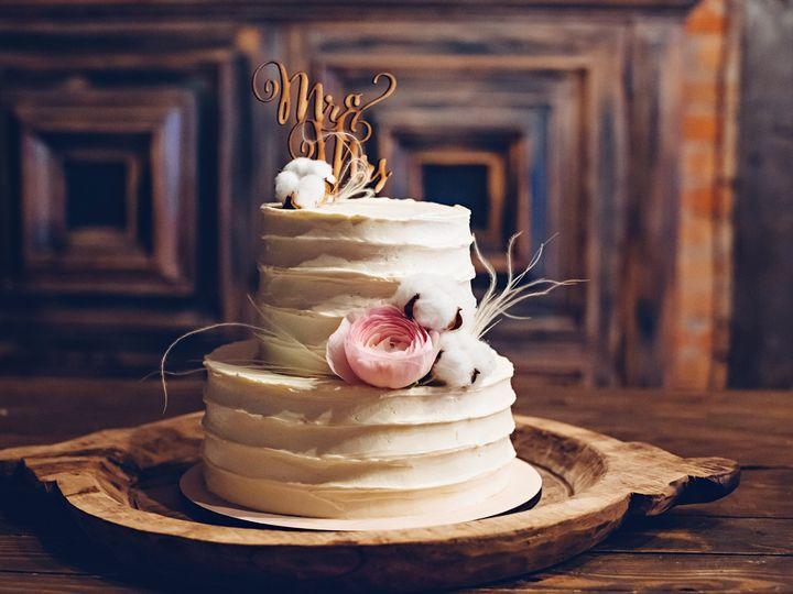 Tmx Bigstock Rustic Style Wedding Cake With 277418278 51 1896881 157437615460763 Denver, CO wedding planner