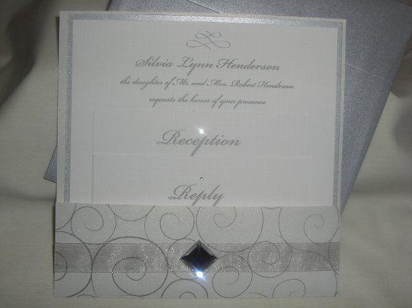'Sheer Elegance' (platinum colorway)