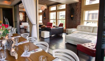 BBC Four Roses Bourbon Barrel Loft